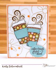 Stamps At Play: Summer Coffee Lovers Blog Hop!!