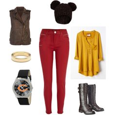 """""""Folie a Duex"""" Fall Out Boy inspired outfit"""