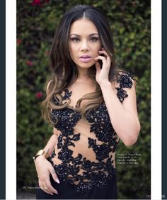 Jazmin Whitley styles Janel Parrish for Nationalist Magazine!