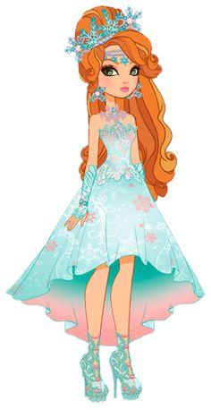 Tiana, Disney Pop Art, Ashlynn Ella, Dream Anime, Child Of Light, Disney Princess Dresses, High Pictures, Ever After High, Digital Art Girl