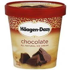 haagen daz chocolate - Google Search