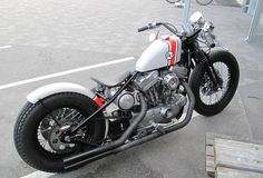 Love this custom Harley by Charles Nouÿrit.