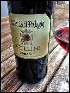 El Alma del Vino.: Fattoria Il Palagio Cellini Chianti 2012.