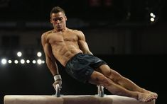 Sam Mikulak Photos: 2016 Pacific Rim Gymnastics Championships - Previews