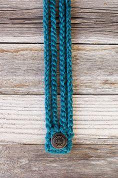 Weave Knit Headband