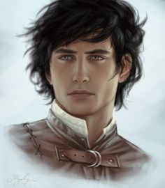 Eldarion son of Aragorn king of Gondor and Queen Arwen---whoever's masterpiece this is, I have great respect for you. IT'S AMAZING
