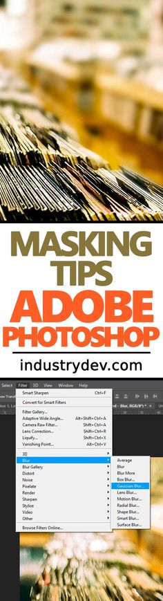 2 Super Fast Masking Tips for Adobe Photoshop: I just finished writing a very involved post where I explain two really simple tips that can help speed up your process when using masks in Adobe Photoshop. I used a real-world scenario to make things crystal clear. So, if you're a power-masker, you definitely want to check these out. Click through to read the entire post.