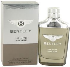 Bentley Infinite Intense Eau De Parfum Spray for Men (3.4 oz/100 ml)