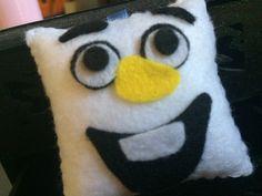 Lembrancinha de Olaf
