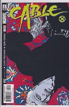Cable #103 Marvel Comics 1993 Vol. 1 series Deadpool Movie X-men Bishop