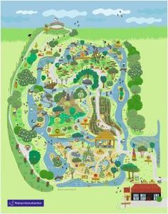 """Speelnatuur Tiengemeten - """"Hutten en vlotten bouwen, dammen leggen in de beek, kikkers besluipen, dwalen in het doolhof of door tunnels kruipen. Dat kan allemaal op de verschillende speeleilanden en in Waterrijk. De elementen uit de natuur zijn je speelgoed. Met water, zand, flauwe oevers en ondiepe beekjes is Ukkie-eiland een natuurparadijs voor de allerkleinsten. Het houten paviljoen biedt beschutting en is een prima basiskamp. Douches, toiletten en de kiosk voor eten en drinken zijn…"""