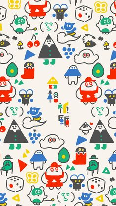error403's Graphic Design Illustration, Graphic Illustration, Textures Patterns, Print Patterns, Mascot Design, Illustrations And Posters, Pattern Wallpaper, Steampunk Design, Doodle Art