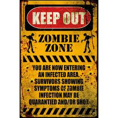 Zombie Zone van Keep Out