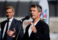 """Scandinavian Royals. on Twitter: """"Crown Prince Frederik attended today the finals of the School Olympics at Østerbro Stadium in Copenhagen."""