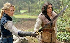 Once Upon a Time: Jennifer Morrison, Lana Parrilla praise Emma-Regina relationship | EW.com