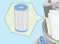 How to Clean a Cartridge Type Swimming Pool Filter. Swimming pools can be a lot of fun, especially when the weather is warm. However, pools with filters do require some maintenance. For those who want a pool but also want to save some. Swimming Pool Filters, Above Ground Swimming Pools, In Ground Pools, Cleaning Above Ground Pool, Coleman Pool, Inside Pool, Swimming Pool Accessories, Pool Hacks, Pool Steps