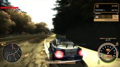 Need for Speed - Most Wanted Стрим №4