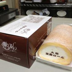 堂島ロール Dojima Roll