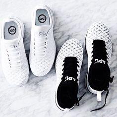 Sneaker obsessed? Us too us too! via @bandier #apl