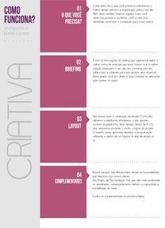 Passo a Passo | Agência Criativa