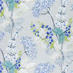 kimono blossom - delft fabric | Designers Guild