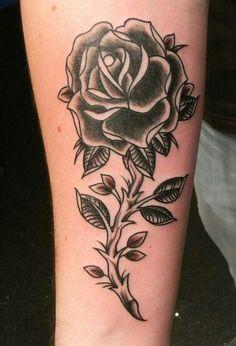 123 Mejores Imágenes De Rosas Negras Lotus Tattoo Black Rose