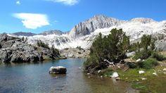 Five Lakes Basin, California