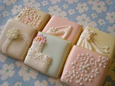 decorated iced cookies by rosey sugar