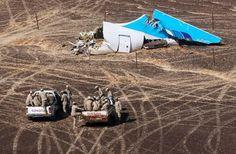 O presidente egípcio, Abdel Fattah al-Sissi, reconheceu pela primeira vez nesta quarta-feira que o avião de turistas russos que caiu em 31 de outubro no Sinai matando as 224 pessoas a bordo foi alvo de um atentado, como Moscou já afirmou.