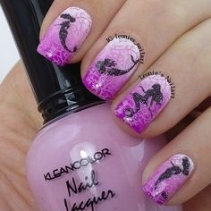 Mythical Creatures - Leonie's Nailart