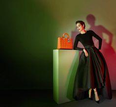 Marion Cotillard March 2013 Lady Dior Campaign