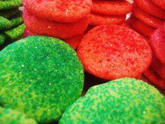 Christmas Jello Cookies