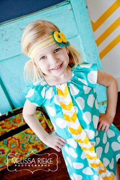 Childrens Clothing MRP clothing lineDots. I love this dress!