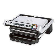 T-fal OptiGrill.  A revolution in indoor grilling.  Perfect results from rare to well-done!