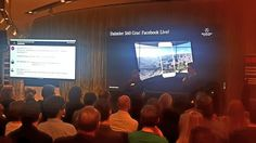 Mercedes Benz, 360 Grad, Facebook, Twitter, Social Media, Live, Night, Concert, Branding