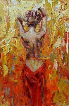 Henry Art Gallery | Henry Asencio Originals - Beautiful Grace