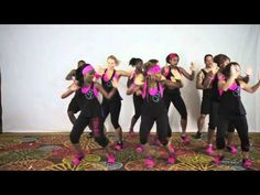 Zumba Zumbamigos- this is one of the best choreos I've seen, like ever!
