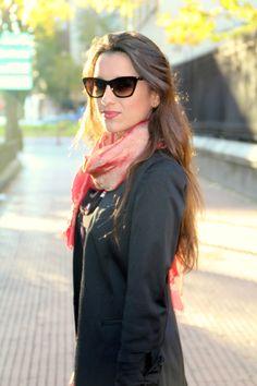New post!!! #fashionblogger #bloggers #fashion #moda #itgirls #girl #madrid #streetstyle #trendy #style #moda #spanishbloggers