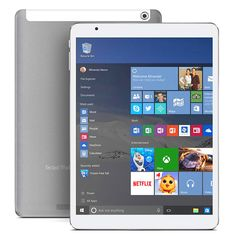 Teclast X98 Plus II windows 10 &Android 5.1 Tablet PC 9.7'' Intel Cherry Trail X5-Z8300 4GB/64GB IPS <font><b>2048</b></font>*1536 tablet android Price: USD 189.99 | UnitedStates