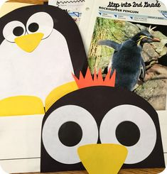 Students enjoy some penguin fun with these cute activities!