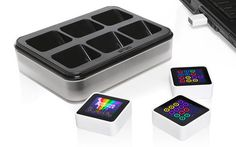 Sifteo Cubes: Toys Combining the Digital and the Tactile - Core77