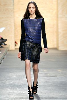 Proenza Schouler | Fall 2012 Ready-to-Wear Collection | Vogue Runway