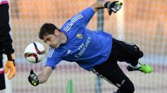 Interview with Iker Casillas