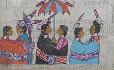 George Flett - Native American Art