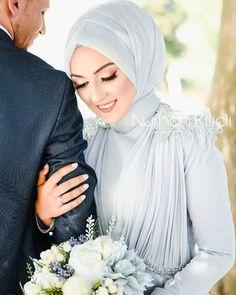 Muslim Girls, Muslim Couples, Muslim Women, Muslimah Wedding, Wedding Hijab, Muslim Dress, Hijab Dress, Modest Fashion, Hijab Fashion