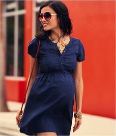 Pregnant Street Style! - Just Real Moms - Blog para Mães