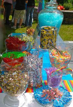 Candy bar...