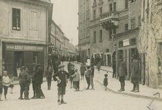 Židovská ulica Bratislava, Nostalgia, Arch, Street View, Times, Google, Longbow, Wedding Arches, Bow