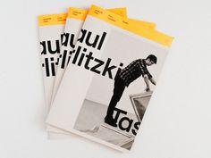 ATLAS Zurich/Switzerland + Editorial + Print
