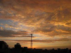 Pilani skies #heavenly